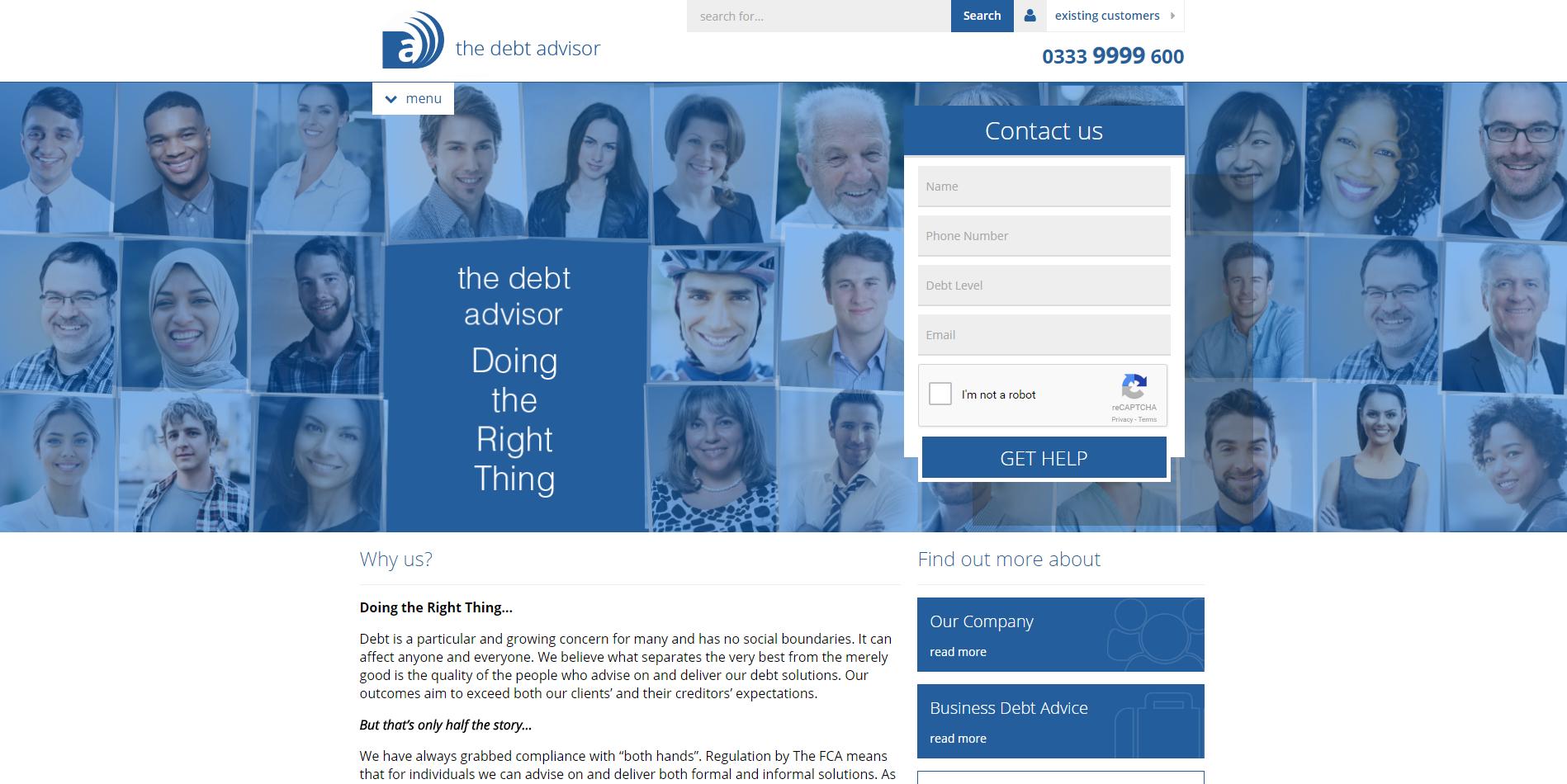 The Debt Advisor
