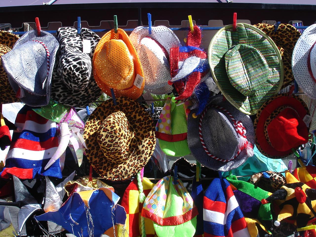 The Many Hats Theory