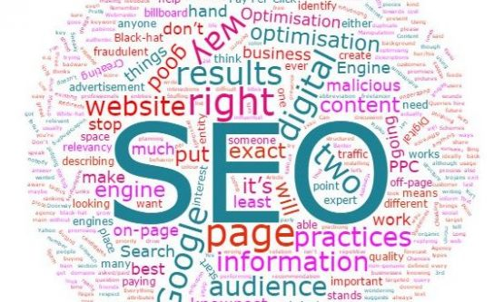 What is SEO? Blogpost cover photo for